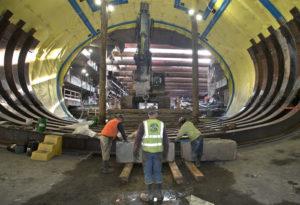 Obras de ampliación del metro de Nueva York adjudicadas a OHL.