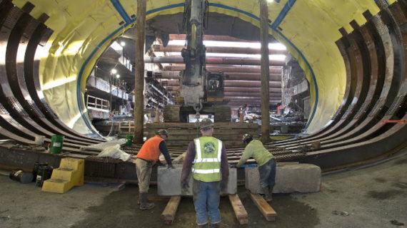 Las grandes constructoras recortan un 4,5% su deuda en el primer trimestre, hasta 34.000 millones