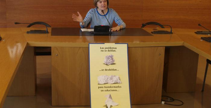 Se diseña la campaña 'Pajaritas' para dar a conocer los Centros de Servicios Sociales en Logroño