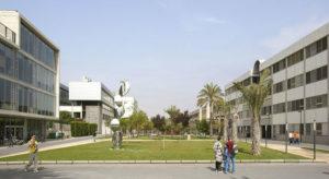 Paronámica de la Universitat Politècnica de València