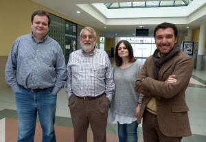 Profesores de la Universidad de Cantabria