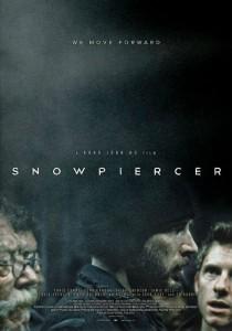 Cartel de 'Rompenieves (Snowpiercer)'