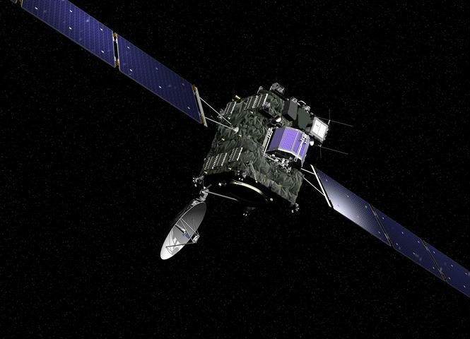Sonda Rosetta.