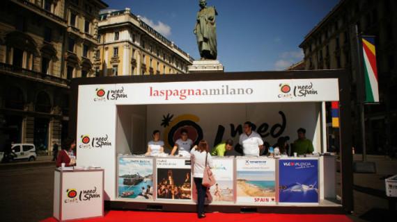 Comienza en Milán la feria 'La Spagna a Milano'