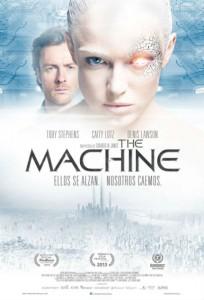 Cartel de 'The Machine'
