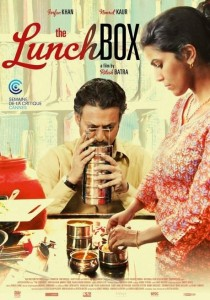 Cartel de 'The lunchbox'.