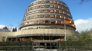 Fachada del Tribunal Constitucional. / Foto: es.wikipedia.org