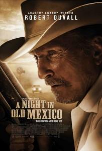 Cartel de 'Una noche en el viejo México'