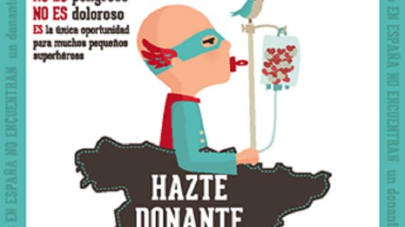 Más de 30 universidades de toda España organizan una jornada sobre la donación de médula
