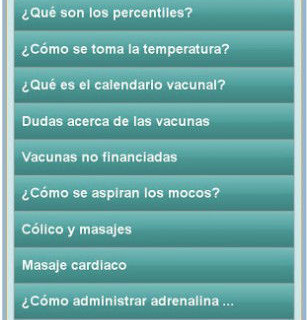 Crean una aplicación móvil para informar a los padres en caso de emergencia pediátrica