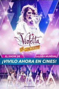 Cartel de 'Violetta en concierto'