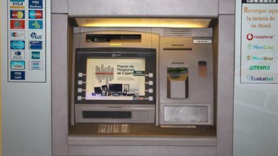 Desarticulada en Málaga una organización criminal especializada en el robo de cajeros automáticos mediante explosiones