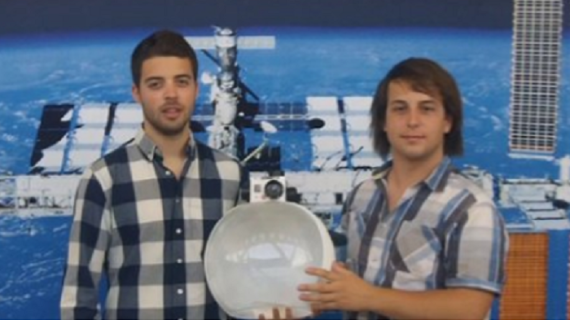 Dos proyectos desarrollados por alumnos de la Universidad Politécnica de Valencia, finalistas del concurso mundial de la NASA