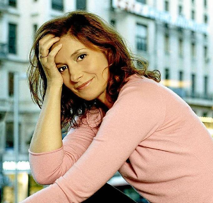 La actriz Assumpta Serna. / Foto: www.facebook.com/assumptaserna/