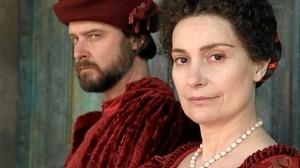 En una escena de la serie 'Borgia'.