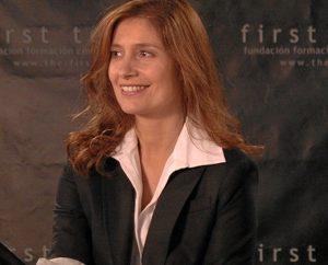 La actriz afirma que la sociedad necesita noticias positivas. / Foto: www.facebook.com/assumptaserna/