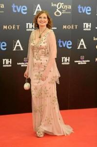Serna, en la gala de los Goya 2013.