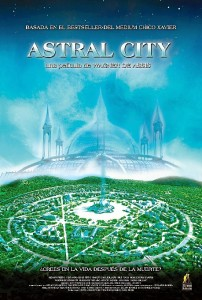 Cartel de 'Astral City'.