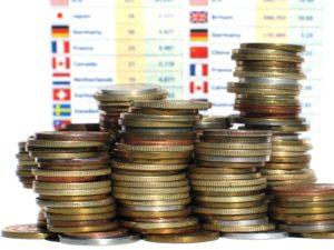 La economía española figura en el puesto 27.