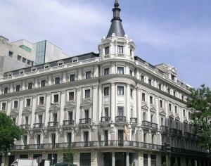 Sede de la Comisión en la calle Alcalá de Madrid. / Foto: cnmc.es