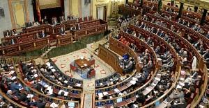 Sesión del Congreso en la que se aprobó la nueva normativa. / Foto: DGT
