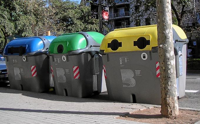 La iniciativa pretende fomentar el reciclaje.