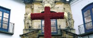 Cruz de mayo.