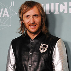 El artista David Guetta. / Foto: wikimedia.org