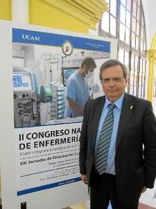 El director de la Organización Nacional de Trasplantes de España, Rafael Matesanz.