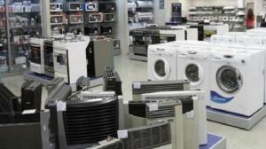 Electrodomésticos de gama blanca.