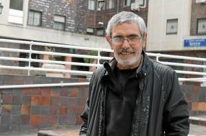 El autor Félix Morales. / Foto: Moisés Núñez.