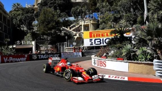 Fernando Alonso saldrá quinto en el GP de Mónaco 2014