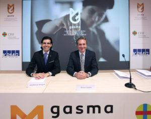 Presentación del futuro centro Gasma.