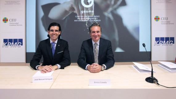 Nace en Castellón el primer Centro Universitario de Management Gastronómico del arco mediterráneo