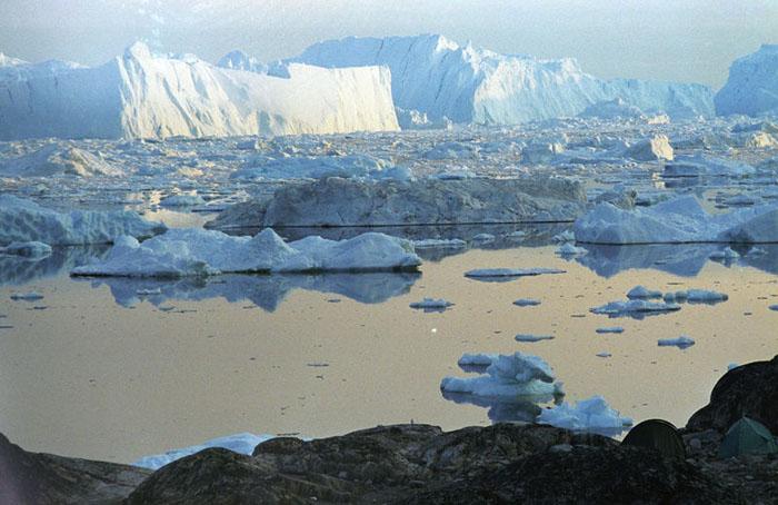 Cercanías de Kangerlussuaq, de donde ha partido la expedición. / Foto: www.tierraspolares.es