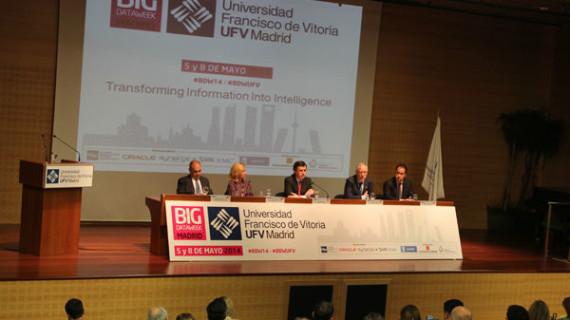 Arranca en Madrid la tercera edición de la Big Data Week