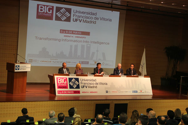 Arranca en Madrid la tercera edición de la Big Data Week