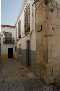 Judería de Jaén, Calle Los Caños. / www. redjuderias.org