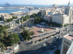 La oficina se encuentra en la Plaza de la Marina. / Foto: www.carnavaldemalaga.com/