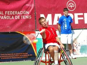 El campeón, Martín de la Puente. / Foto: www.rfet.es