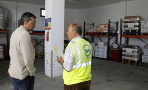 Nuevas dependencias de la delegación en Lanzarote del Banco de Alimentos de Las Palmas