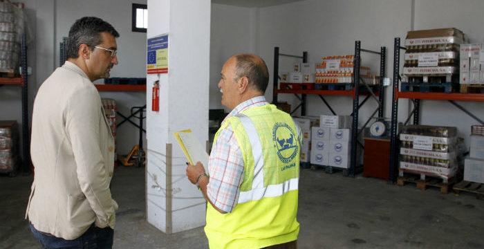 El Cabildo de Lanzarote destina 21.000 euros para ampliar las sedes de organizaciones que ayudan a familias desfavorecidas
