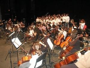 Orquesta Sinfónica de Euskadi.