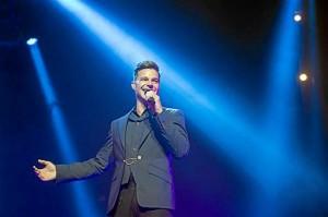 El cantante Ricky Martin. / Foto: rickymartinmusic.com