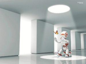 El objetivo es que los robots puedan reconocer las emociones humanas.