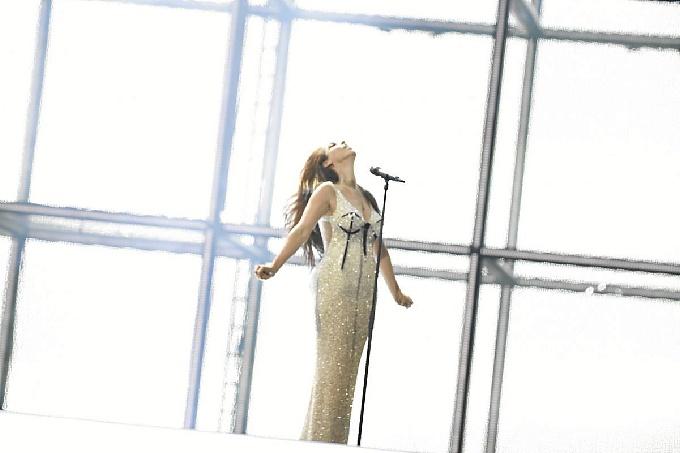 La cantante Ruth Lorenzo representará a España en Eurovisión. / Foto: www.eurovision.tv