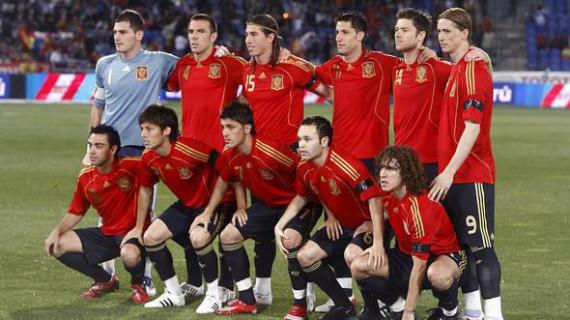 Valencia y Huelva, sede de los primeros partidos en casa de España en la fase de clasificación para la Eurocopa 2016