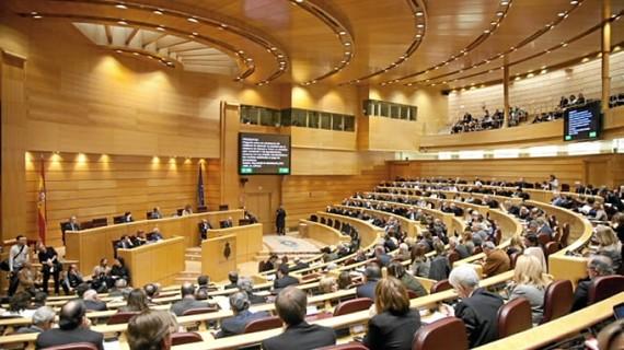 El Senado dará esta semana el visto bueno a la tramitación de urgencia del proyecto de ley de abdicación