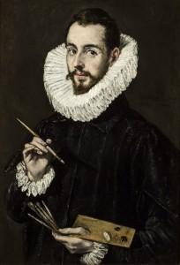 Retrato de su hijo Jorge Manuel, ubicado en el Museo de Bellas Artes de Sevilla.