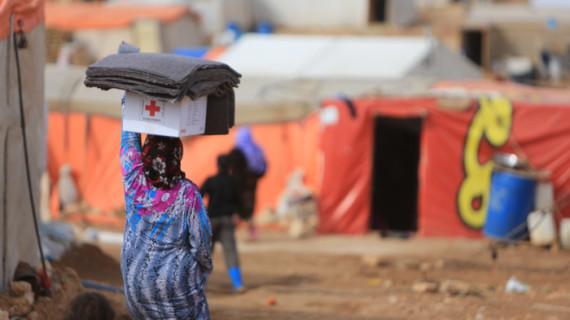 Siria recibirá cinco toneladas de ayuda humanitaria procedente de España